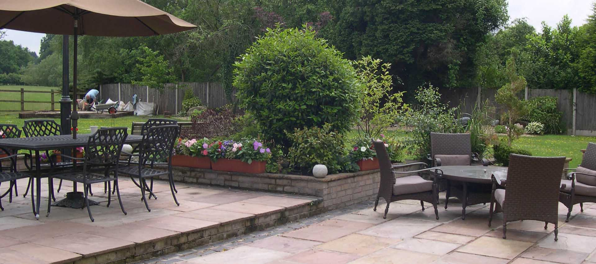 Landscaping, Paving & Treefelling